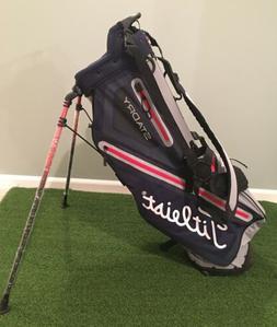 Titleist Players 4 Stadry Stand Bag-TB8SX3-Titleist Golf Sta