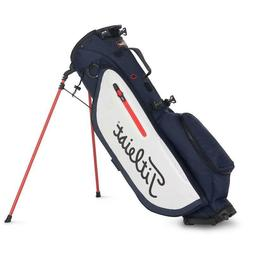 Titleist Players 4 Stand Bag TB9SX4-416 Navy / White / Red--