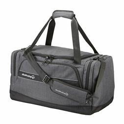 TaylorMade Players Duffle Bag/Travel Bag Charcoal/Black N653