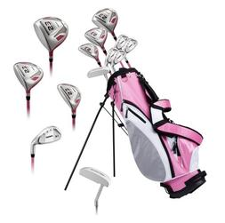 Precise ES Ladies Womens Complete Right Handed Golf Clubs Se