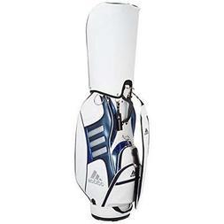 Adidas Golf Pure Metal Men's Caddy Bag 9.5 x 47 inch 3.5Kg A