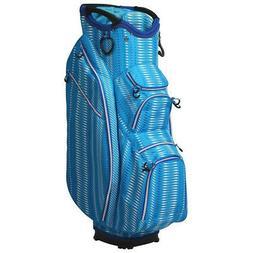 Ouul Python 15-Way Super Light Golf Cart Bag - Choose Color