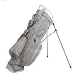 python superlight stand bag gray