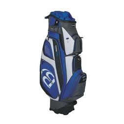 1dc74b6450 Bennington QO-14 Quiet Organizer Golf Cart Bag - Royal by Be