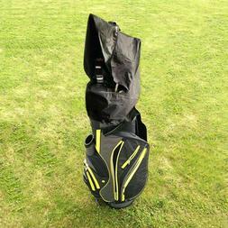 Rain Wedge Waterproof Golf Bag Rain Cover Hood For Easy Acce