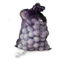 Wilson Recycled Golf Balls 72 Ball Assorted Grade A Mint Con