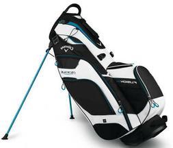 Callaway Rogue Fusion 14 Golf Stand Bag Bag Black/White/Blue