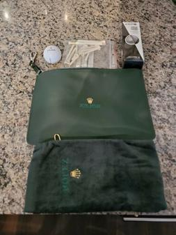 Rolex Golf Accessories Bag