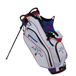 Michelob Ultra RWB Golf Bag