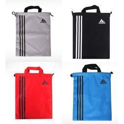 Adidas Shoes Bag Golf Soccer Football Gym Sack Sports ShoeBa