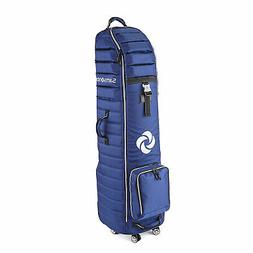 Samsonite Spinner Wheeling Golf Travel Cover for Bag & Clubs