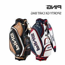GX Men's Golf Caddie Bag Cart-Authentic,7 way, 2 colors