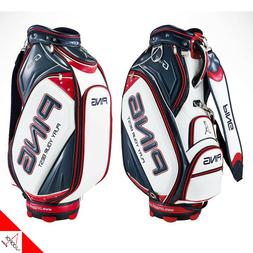 PING SPORTY GX Men's Golf Caddie Bag Cart-Authentic,7 way, 4