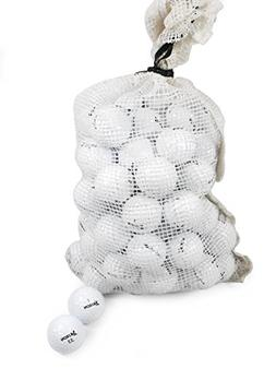 Nitro Srixon 72 Recycled C Grade Golf Balls in Onion Mesh Ba