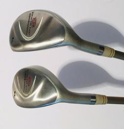 ProSimmon SS ICON Hybrid 21° & 24° Iron Ladies Flex Graphi