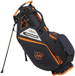 Wilson Staff Exo Golf Carry Bag 2019 - Choose Color