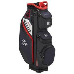 Wilson Staff Exo Golf Cart Bag 2019 - Choose Color
