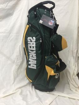 Wilson Staff - New NFL Stand Golf Bag - Green Bay Packers -