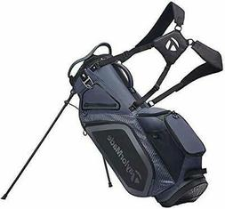 TaylorMade Stand 8.0 Golf Carry Bag 2020 - Charcoal/Black