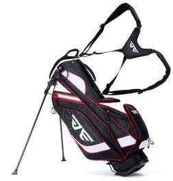 EG eagole Stand Bag 8 pocket Super light, Easy Carry X strap