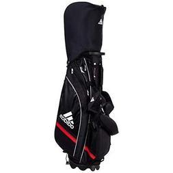adidas Golf Stand Caddy Bag 9 x 47 inch 2.8kg Black AWU39 Ja