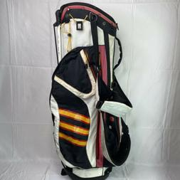 Adidas Stand/Carry Golf bag with 6-way dividers