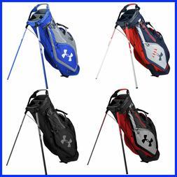 Under Armour Storm Match Play Stand Golf Bag, 11 Pockets, 4