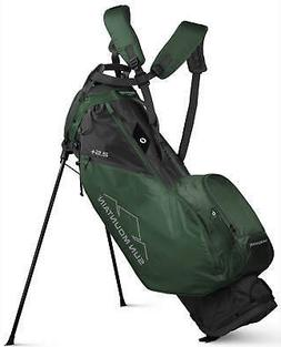 Sun Mountain 2.5+ Golf Stand Bag Black/Green Carry Bag 2020