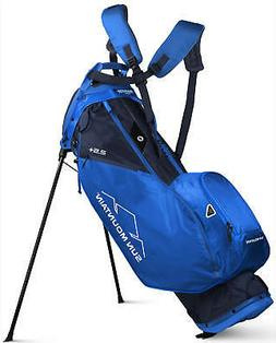 Sun Mountain 2.5+ Golf Stand Bag Navy/Cobalt Carry Bag 2020