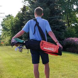 Titleist Sunday Golf Carry Bag Coral