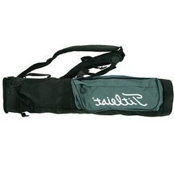 Titleist Sunday Golf Carry Bag Black/Grey