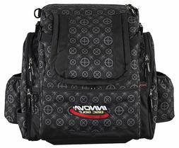 Innova Super HeroPack Disc Golf Bag Black Pattern