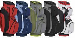TaylorMade Supreme Cart Bag 2020 New 15-Way Top - Choose Col