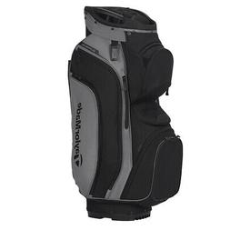 TaylorMade Supreme Cart Golf Bag 2020  - Grey/Black