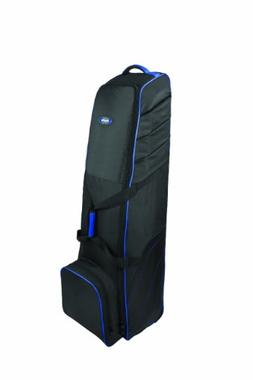 Bag Boy T-700 Golf Bag Travel Cover, Black/Royal