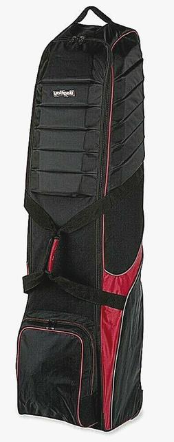 Bag Boy T-750 Wheeled Travel Cover Black/Red