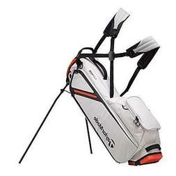 TaylorMade 2019 Flextech Lite Stand Golf Bag Silver/Blood Or