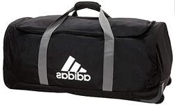 adidas Team Messenger Bag, Black, One Size