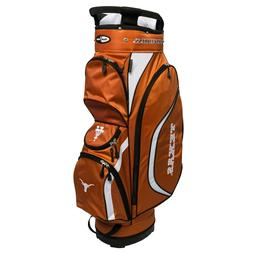 BRAND NEW Team Golf NCAA Texas Longhorns Clubhouse Cart Bag