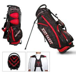 Texas Tech Red Raiders Official NCAA Fairway Stand Golf Bag