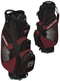 Team Effort The Bucket II Cooler NCAA Golf Cart Bag South Ca