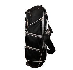 TiTech Light Weight Golf Cart Bag Carry Stand Bag 6 Club Com