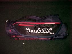 TITLEIST PLAYERS 4 PLUS GOLF CARRY STAND BAG NEW TB9SX4 NAVY