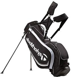 TaylorMade TM Stand Bag 4.0 - BLACK/WHITE