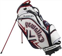 Callaway TOUR stand type 2018 Men's 5118179 White Golf caddy