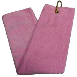 Instant Cooling Towel Pink
