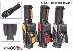 A99 Golf Travel Mate III Travel Hard Case Hybrid Cover with