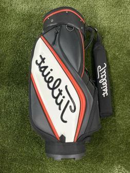 Titleist Trial Set Display Cart Golf Bag Mini Staff Black Re