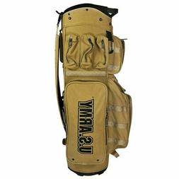 Hot Z Golf U.S. Military Active Duty Cart Bag  NEW