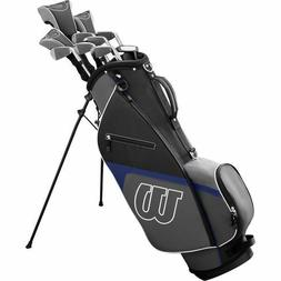 Wilson Ultra 18 Men's Complete 13 Piece Golf Club Set with S